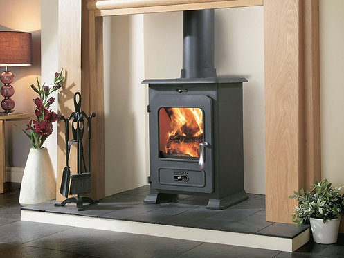Portway 1s Traditional Multifuel Stove