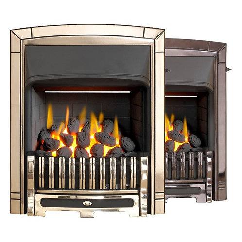 VALOR CENTRE EXCLUSIVE Excelsior Full Depth Convector Gas Fire