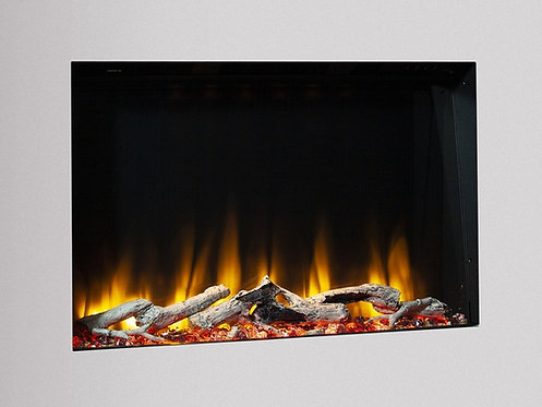 Celsi frameless Ultiflame VR Aleesia Electric Fireplace