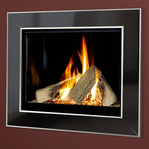 Celena HE Wall Mounted Gas Fire Remote Ctrl