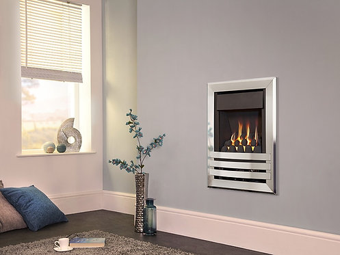 Flavel Windsor Contemporary Plus Wall Inset Gas Fire