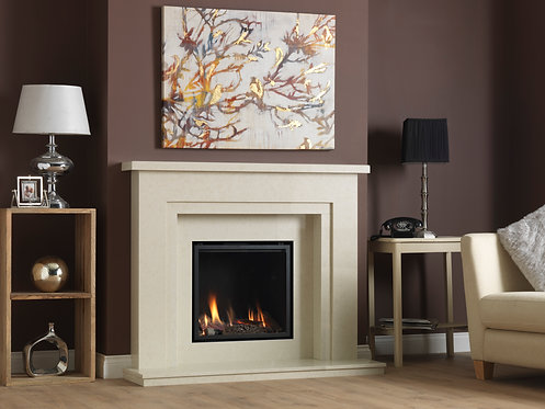 Vola 600 HE Marble Suite With HE Gas Fire