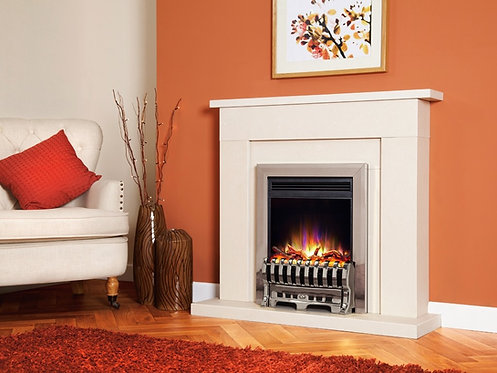 Celsi Electriflame XD Royale Electric Fire Chrome