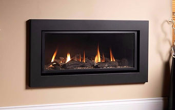 Vola 860 HE Gas Fire Pinnacle