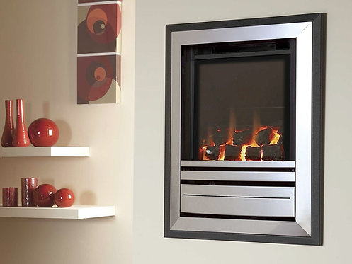Verine Frontier HE Gas Fire Wall Mounted