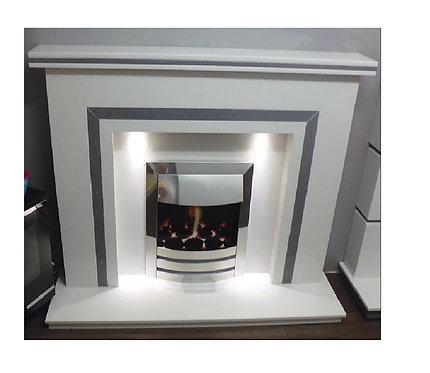 Elegance Marble Fireplace