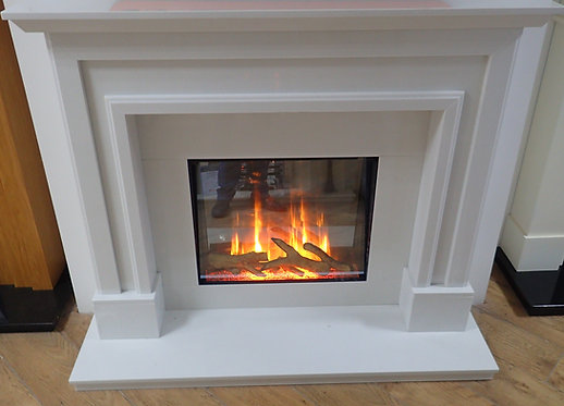 Hampshire Suite Marble Fireplace