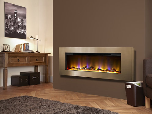 Electriflame VR Basilica - Wall Mounted Electric Fire