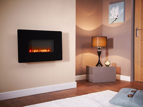 Celsi Electric Fire with Mood Lights