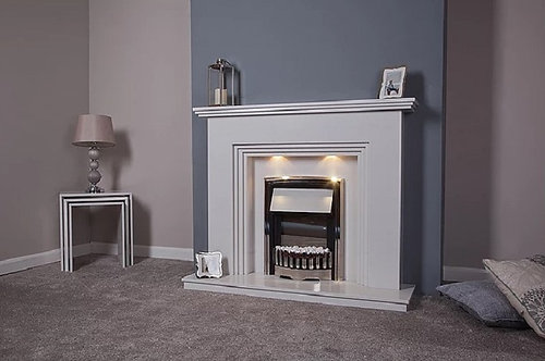 Katrina Marble Fireplace