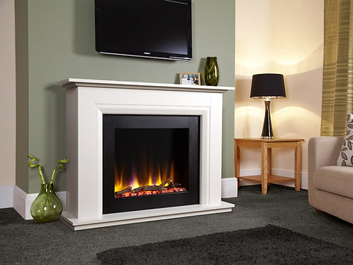 Ultiflame Electric VR Elara Fireplace Suite