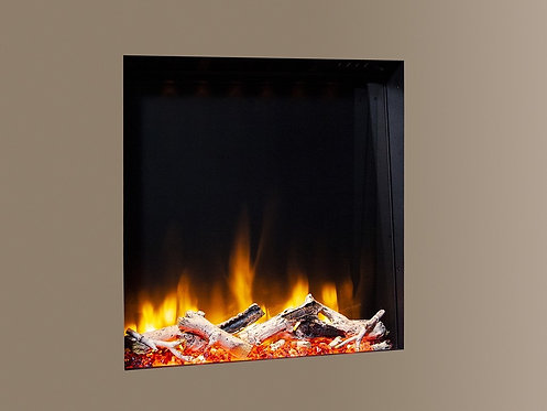 Celsi Ultiflame VR Asencio Frameless Electric Fireplace