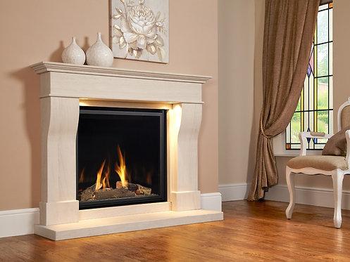Da Vinci Illumia Gas Fire Suite FD CF