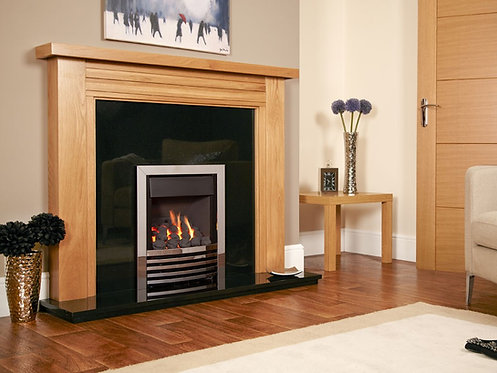 Expression Fireplace Suite with Gas Fire