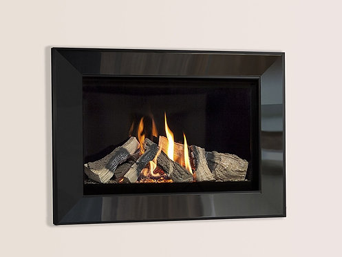 Aleesia High Efficiency Modern Gas Fire