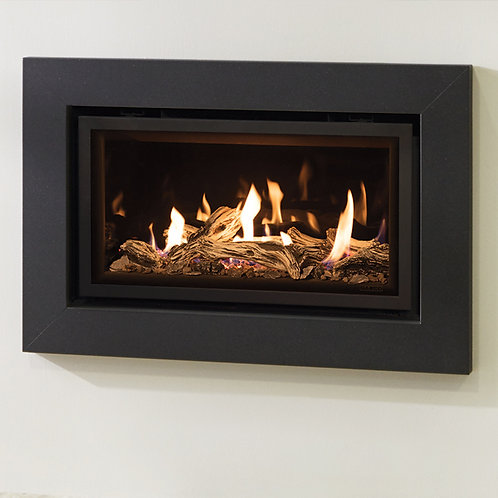 Gazco Studio Expression Glass Fronted Gas Fire