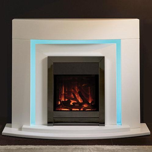Flamerite Virtue Electric Fireplace Suite