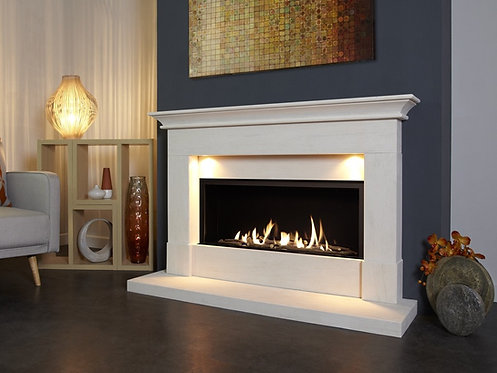 Parada Illumia Balanced Flue Gas Fire Suite