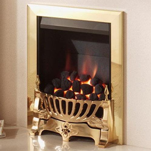Crystal Fires Slimline Radiant Gas Fire