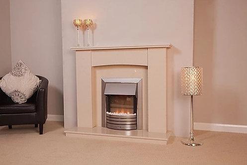 Imani Marble Fireplace
