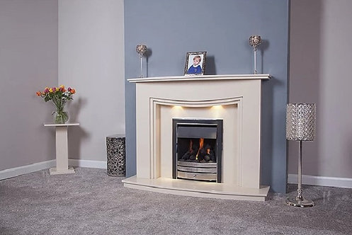 Giana Marble Fireplace