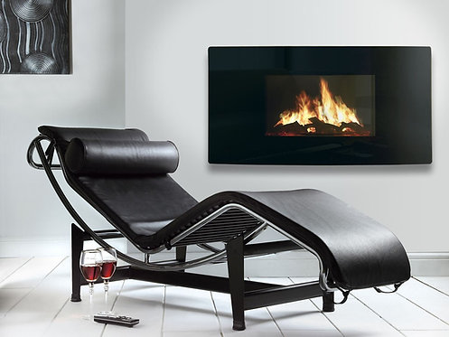 Celsi Puraflame Curved Electric Fire