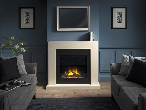 Flamerite Payton electric fireplace suite