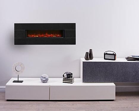 Eko 1190 Granite Wall Mounted Electric Fire