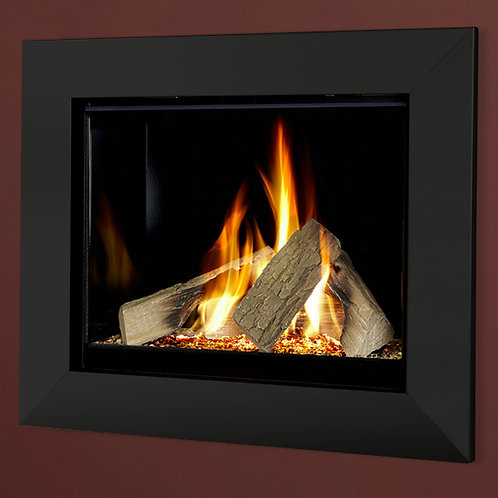 The Collection by Michael Miller Celena HE Wall Mounted Gas Fire Remote Ctrl