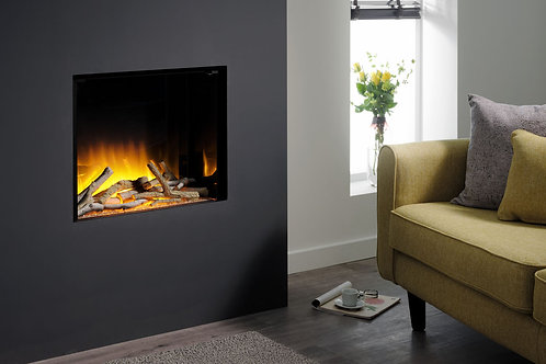 Glazer 600 Frameless Electric Fireplace