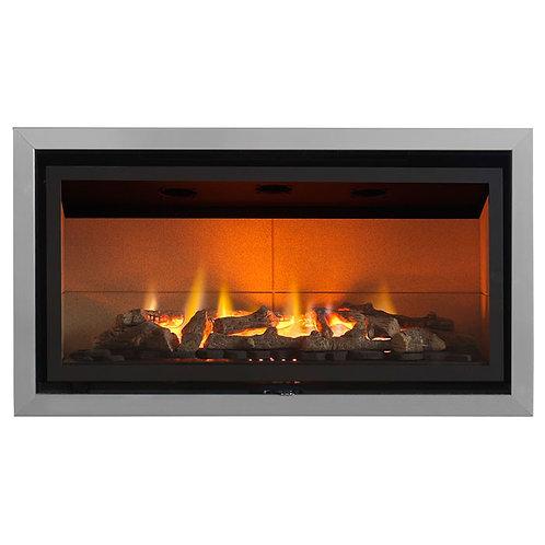Valor Inspire 800 Fireslide HE Gas Fire