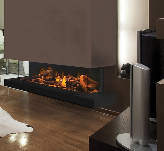 EVONIC FIRES e1500gf3 Frameless Electric Fire