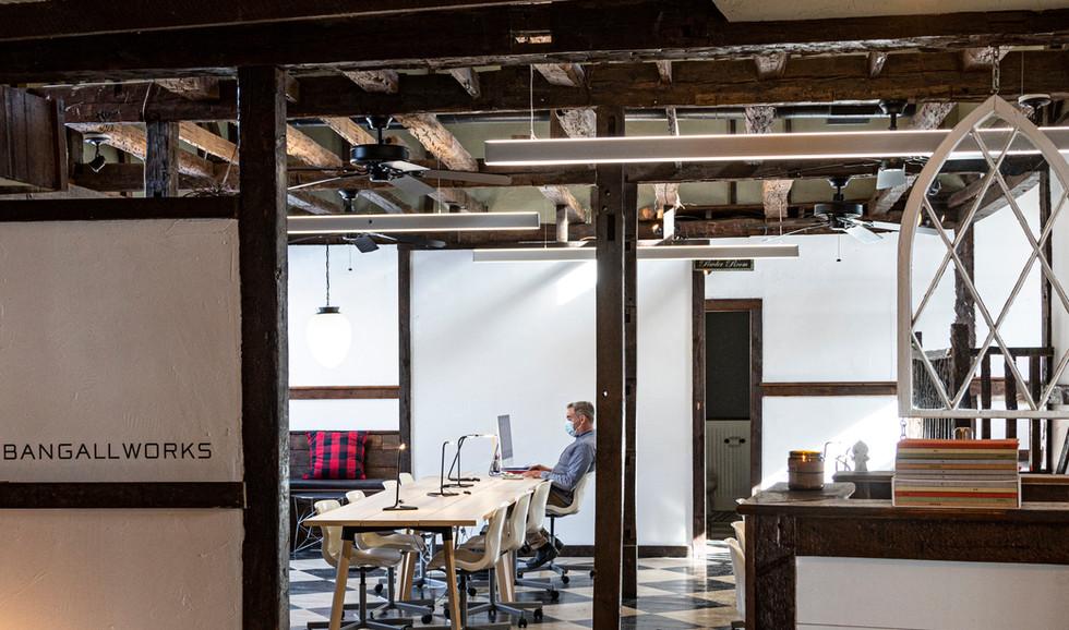 Open Work Spaces
