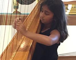 Harp Teacher Olathe