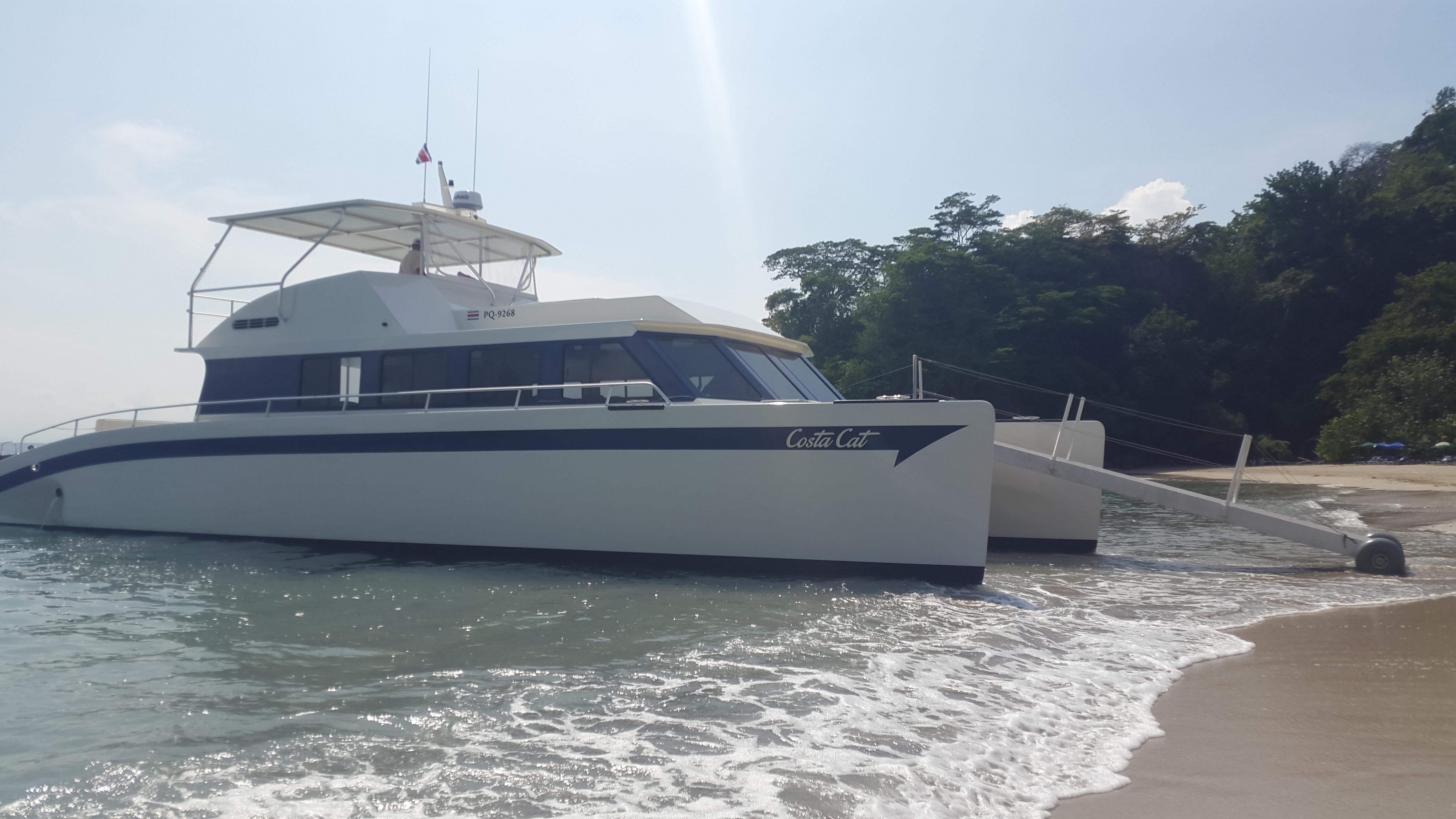 Includes Catamaran Cruise