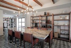 Hacienda Kitchen table