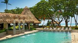 Tamarindo Pool and Ocean