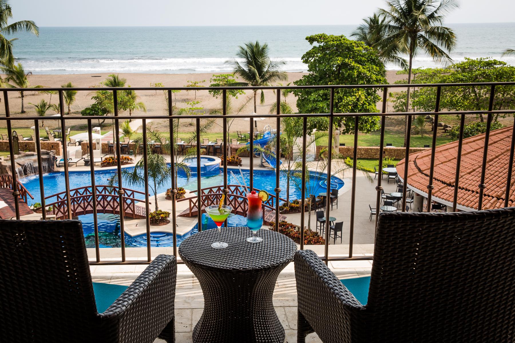 Ocean View from Suite