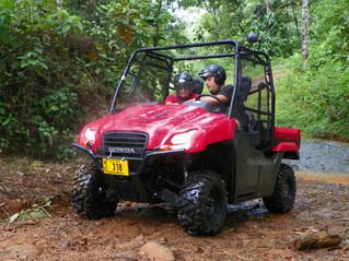 ATV tour at Los Suenos