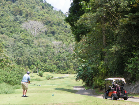 Golf at Los Suenos Resort
