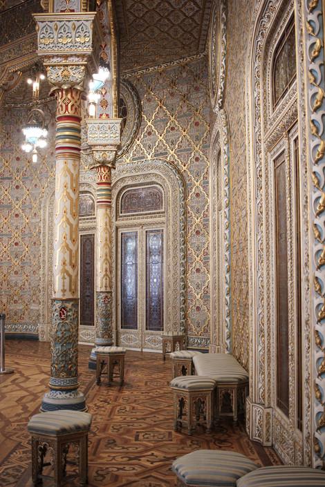 Sala árabe del Palacio de la Bolsa