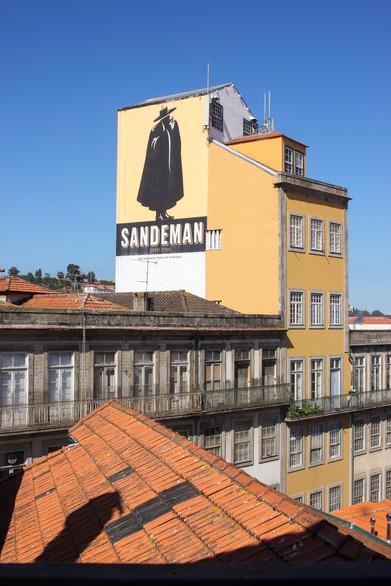 Publicidad de Sandeman