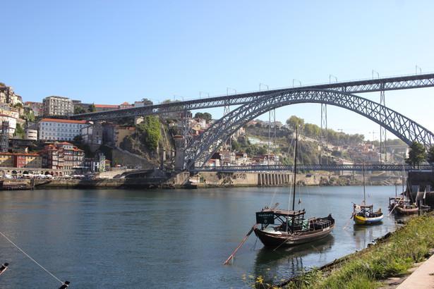 Ponte Luiz I desde Vila Nova da Gaia