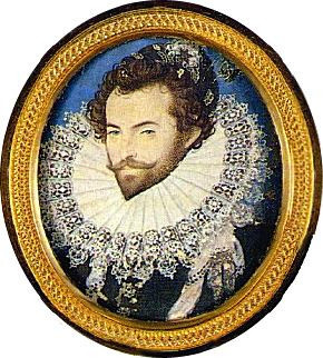 Sir Walter Raleigh – First World History of the Modern Period