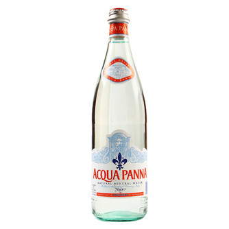 PRODUCT PLACEMENT | WATER: Aqua Panna