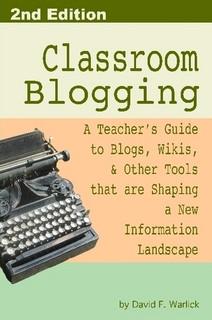 Classroom Blogging - Unlimited Shelf Space