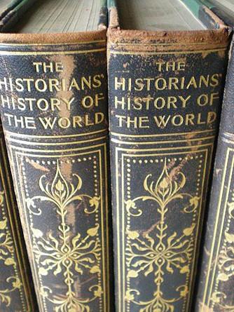 History & Historians   Part 1 – The Ancient World