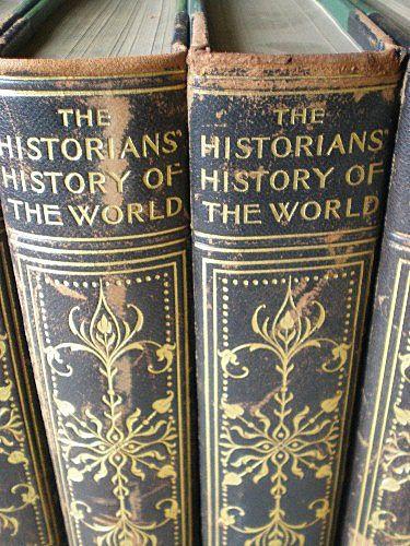 The Historians' History of the World: Prolegomena; Egypt, Mesopotamia edited by Henry Smith Williams, Volume 1, 1907. (2-3)