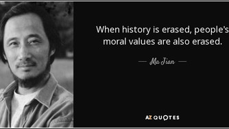 On the Moral Dimension of History