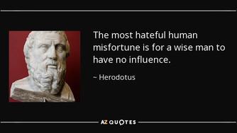 Herodotus – History vs. Entertainment